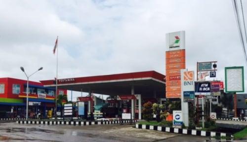 Foto Pertamina Sumbagsel Siapkan Stok BBM Tahun Baru