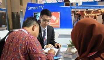 Foto 250 Produsen China-Indonesia akan Pamerkan Produk Elektronik