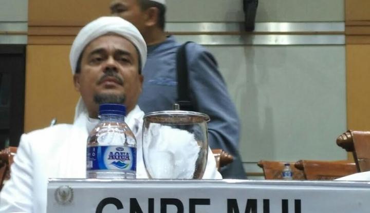 Habib Rizieq Marah ke Jokowi Soal BLT, Faktanya...