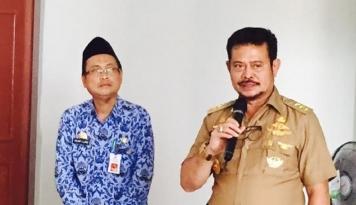 Foto Gubernur Sulsel Libatkan Tim Saber Pungli Awasi Pelabuhan Untia