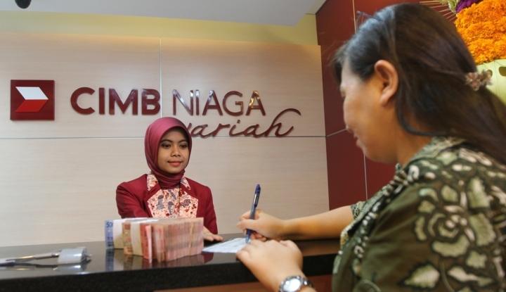 CIMB Niaga Syariah Himpun Dana Haji Rp2,1 Triliun - Warta Ekonomi