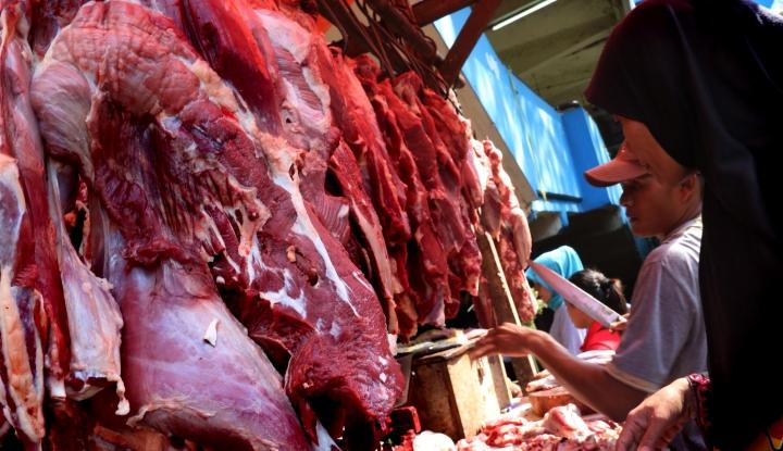 Foto Berita Pemkab Bangka Jual Daging dengan Harga Miring