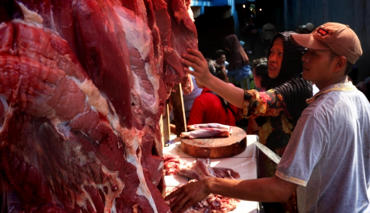 Foto Berita Jelang Ramadan, Harga Daging Sapi Diharapkan Normal