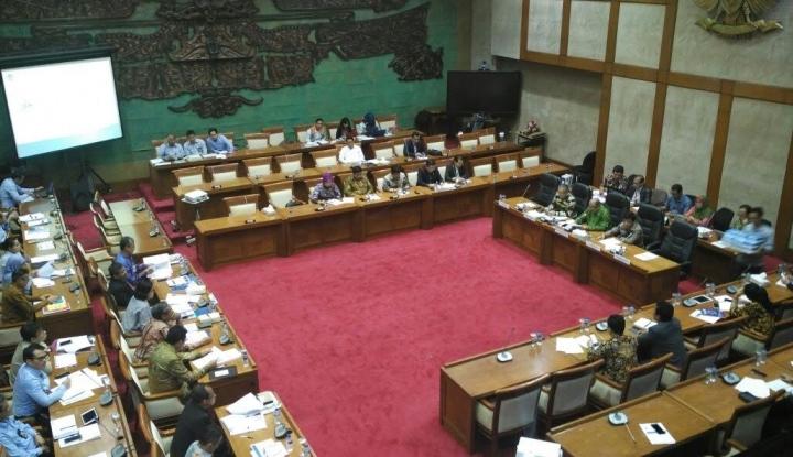 Foto Berita Peluang Tiga Calon Deputi Gubernur BI Sama Kuat