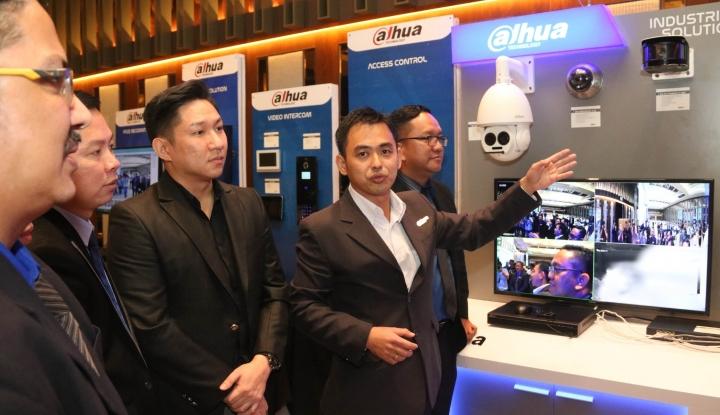 Dahua Siap Dukung Smart City