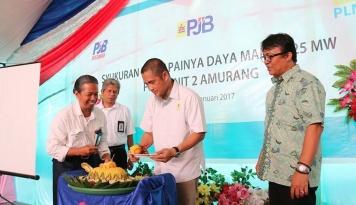Foto PJB Optimalkan Daya PLTU Amurang 25 MW