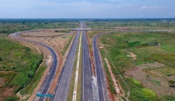 Foto Ekonomi Banten Terkerek Berkat Tol Serang-Panimbang