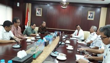 Foto Berkah HPN, Menhub Gelontorkan Bantuan ke Provinsi Maluku