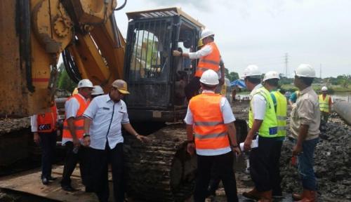 Foto BPJS Karawang Berangkatkan 1.005 Pekerja Kontruksi Untuk Mudik Gratis