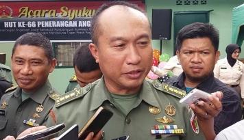 Foto TNI Ikut Perangi Berita Hoax