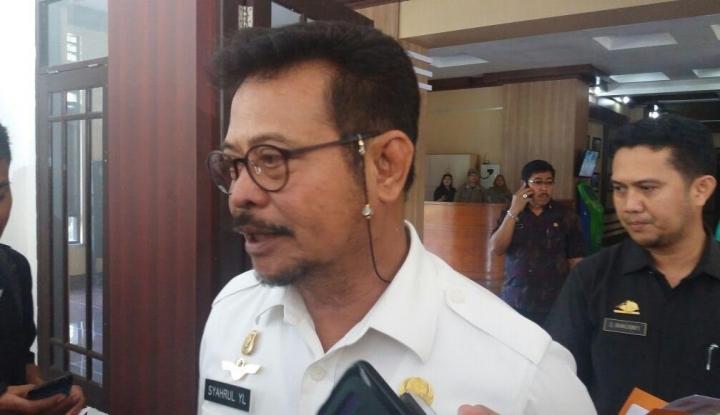 Foto Berita Densus 88 Minta Kesaksian Gubernur Sulsel Soal Teror Bom 2012