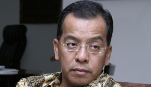 Foto Emirsyah Satar Tinggalkan Kursi Komisaris Independen Bank Danamon