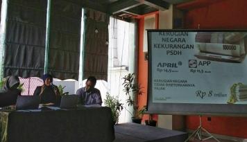 Foto Hasil Revisi UU KPK, Hasilnya: Penindakan Kasus Korupsi Melorot-rot!