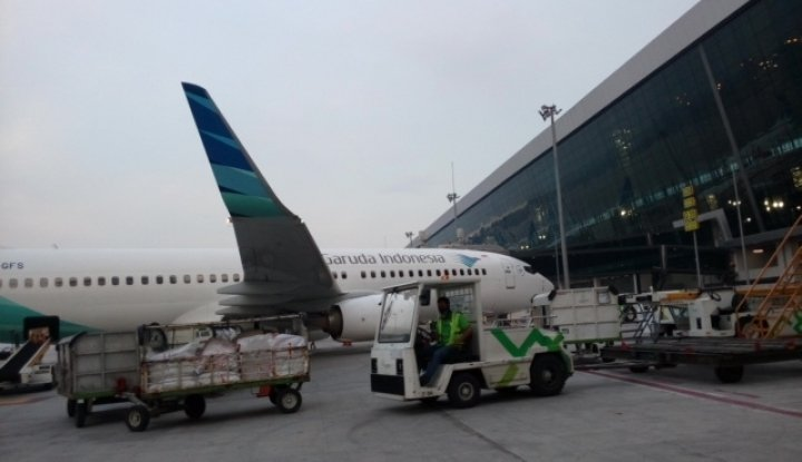 Foto Berita Selama Musim Lebaran, Bandara Soetta Berangkatkan 388 Penerbangan Tambahan