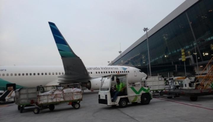 Foto Berita Permudah Perawatan Pesawat, GMF Bakal Buka Bengkel di Papua