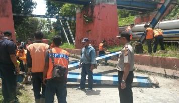 Foto Polisi Tangkap Penambang Emas Ilegal