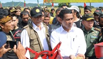 Foto Amran Klaim Indonesia Masuk 25 Besar Negara FSI