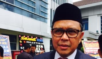 Foto Baru Menjabat, Gubernur Sulsel Rela Cuti untuk Jokowi