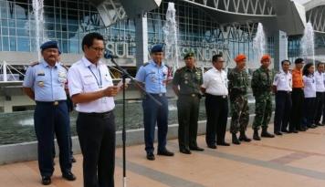 Foto Penumpang di Bandara Hasanuddin Melonjak Jelang Ramadan