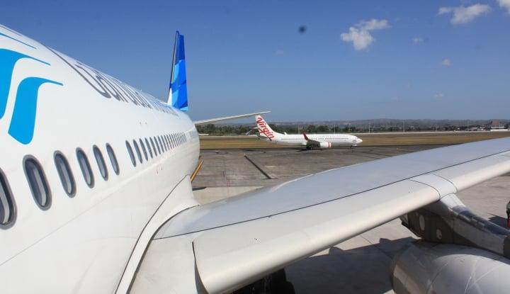 Foto Berita Garuda Indonesia Terbang Tiap Hari untuk Rute Kupang-Makassar