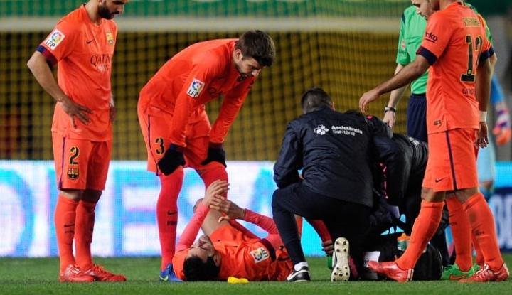 Babak 16 Besar Piala Raja, Barcelona Kalah dari Levante - Warta Ekonomi
