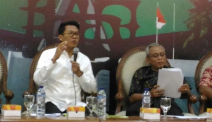 Foto Berita DPR: Kinerja Kementerian dan Lembaga Atasi Depresiasi Rupiah Sudah Tepat