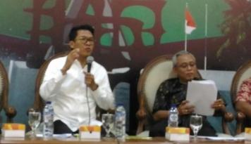 Foto DPR: Kinerja Kementerian dan Lembaga Atasi Depresiasi Rupiah Sudah Tepat