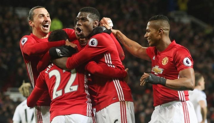 Terpuruk, Man United Tak Lagi Masuk Daftar Klub Tajir - Warta Ekonomi