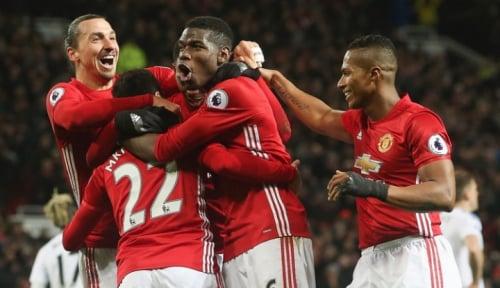 Foto Manchester United Hadapi Undian Berat di Liga Europa