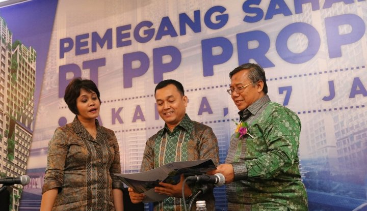 PP Properti Terbitkan Lagi Obligasi Rp800 M - Warta Ekonomi