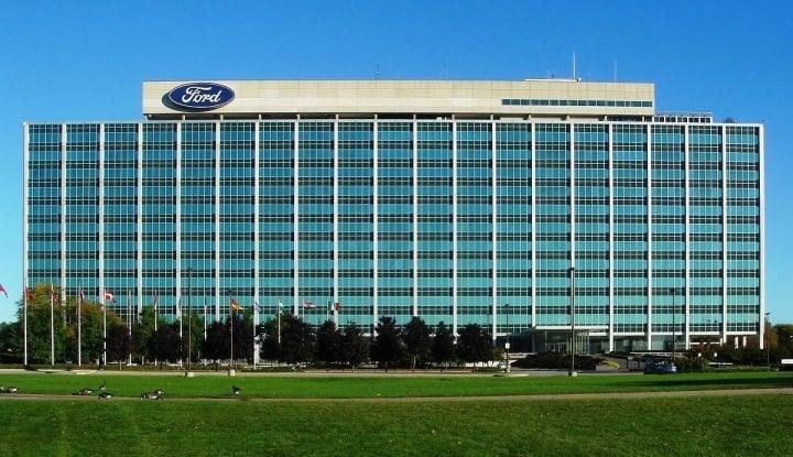 Resmi, Ford Berhentikan Startup Chariot - Warta Ekonomi