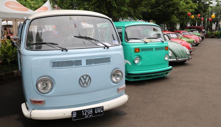 VW Kerja Sama dengan Northvolt Garap Baterai Mobil Listrik
