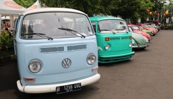 Foto VW Kerja Sama dengan Northvolt Garap Baterai Mobil Listrik