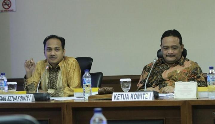Foto Berita DPD : Tenaga Honorer Murni Tanggungjawab Pemerintah
