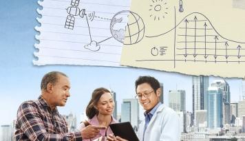 Foto Berikan Solusi Berbasis Data, Hitachi Luncurkan Hitachi Vantara