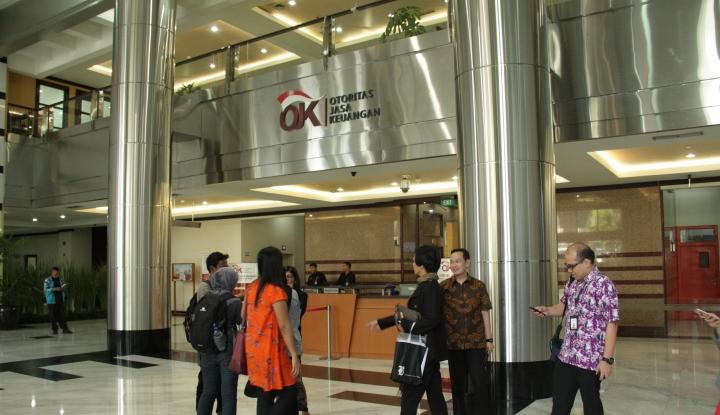 Foto Berita OJK: Fintech Tak Akan Ganggu Bank Konvensional di Jambi