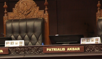 Foto Gugatan Perindo, Perludem Ingatkan MK Jangan Main-Main Politik