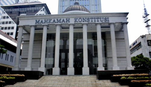 Foto Jawaban MK untuk Kubu Prabowo, Kena Banget!!