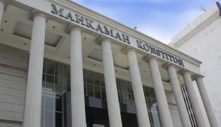 Charta Politika Menyayangkan Putusan MK Soal Umumkan Hasil Quick Count - Warta Ekonomi