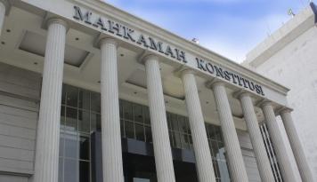 Foto Pendaftaran Hakim Baru MK Mulai Awal Bulan Depan