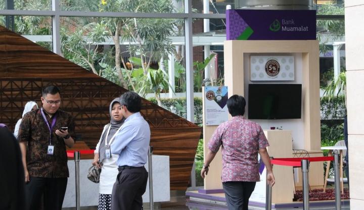 Foto Berita Muamalat Pastikan Right Issue Berjalan Sesuai Prinsip Syariah