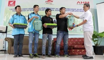 Foto AHM Berdayakan Ekonomi Pemuda Lewat Program Youthpreneurship