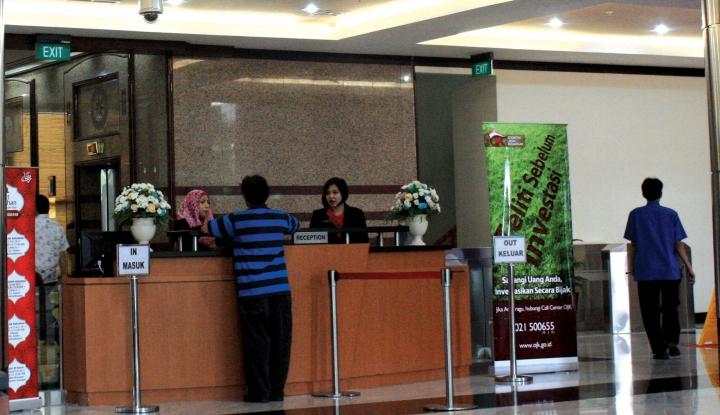 Foto Berita OJK Dorong Perbankan Optimalkan Penyaluran Kredit