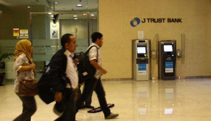 Foto Berita Bekerja Sama dengan DAM Corp, J Trust Bank Luncurkan Uang Elektronik