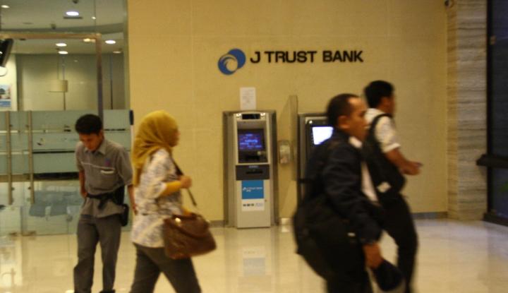 Bank JTrust Alihkan Piutang atas NPL Senilai Rp61,2 Miliar - Warta Ekonomi