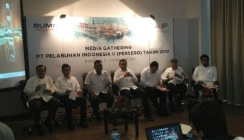 Foto 2016, Pelindo II Raih Pendapatan Rp.9 Triliun
