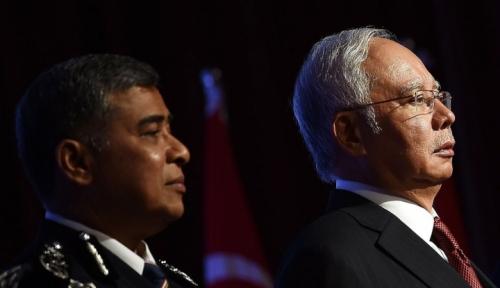 Foto PM Najib Razak Tegaskan Rakyat Malaysia di Korea Utara Selamat