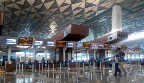 Foto Bandara Soekarno-Hatta Siapkan