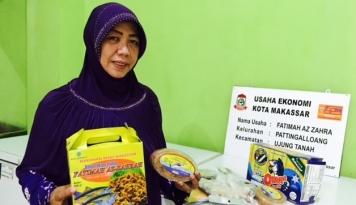 Foto Keberadaan Pengusaha Muslim di Indonesia Minoritas
