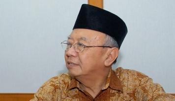 Foto Dikunjungi Prabowo-Sandiaga, Gus Sholah Pastikan Belum Beri Dukungan